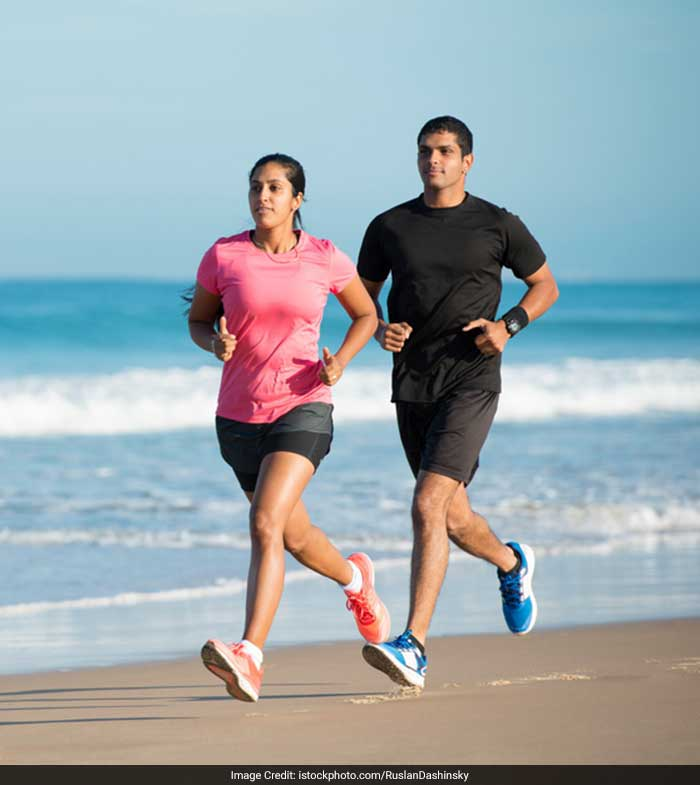 Just 30 minutes of a moderate activity for three or four times a week can help you can help you stay disease-free by strengthening your immune system.