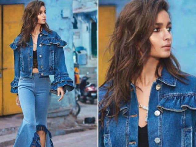 Photo : 5 Looks You'd Want To Steal From Alia Bhatt Immediately