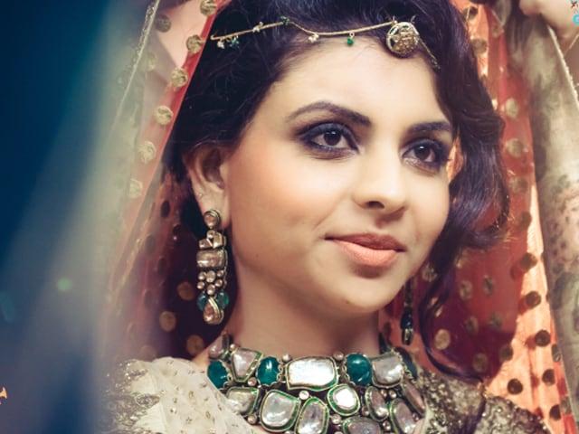 Photo : Love has no religious boundaries for bride Asma Velani