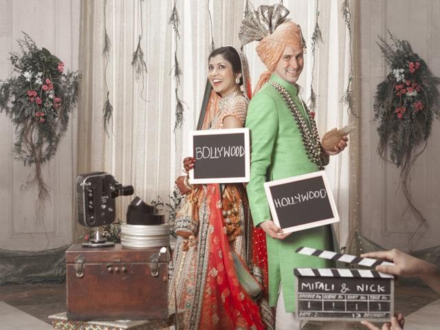 Photo : Band Baajaa Bride: Hollywood meets Bollywood style traditional wedding