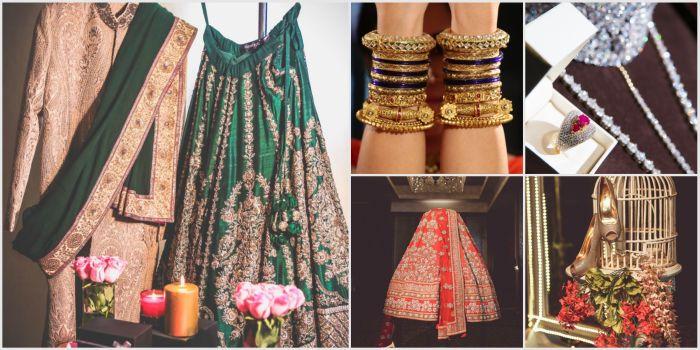 Photo : Band Baajaa Bride: Beautiful Indian Bridal looks