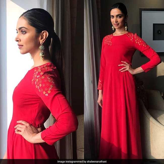 क्रिसमस पर पहनना चाहते हैं लाल कपड़े तो देख लें क्या पहन रही हैं बॉलीवुड एक्ट्रेस