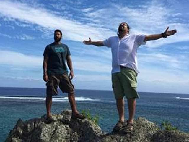 Photo : Bucket List Mauritius: Rocky and Mayur's Top 7!