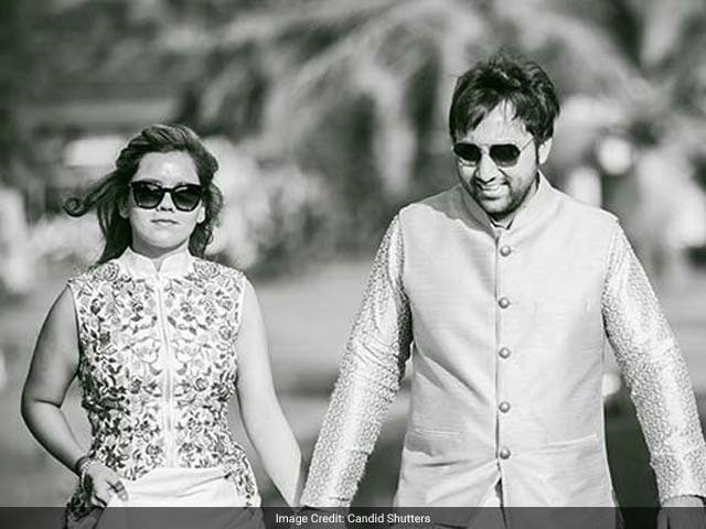 Photo : The Beautiful Destination Wedding Of The Made-For-Each-Other Couple Himanshu And Shraddha