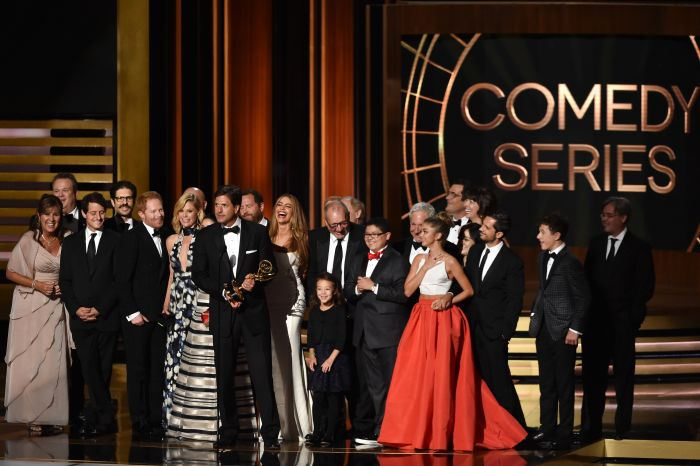 Photo : Emmys Award Show Highlights - The Winners