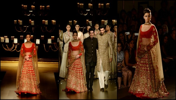Photo : Highlights: India Couture Week 2014