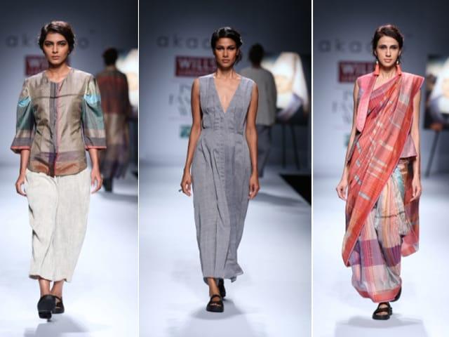 Photo : Wills Lifestyle India Fashion Week spring-summer 2013