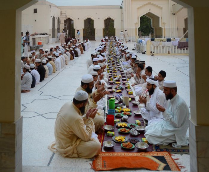 Photo : Ramadan Celebrations Across the Globe