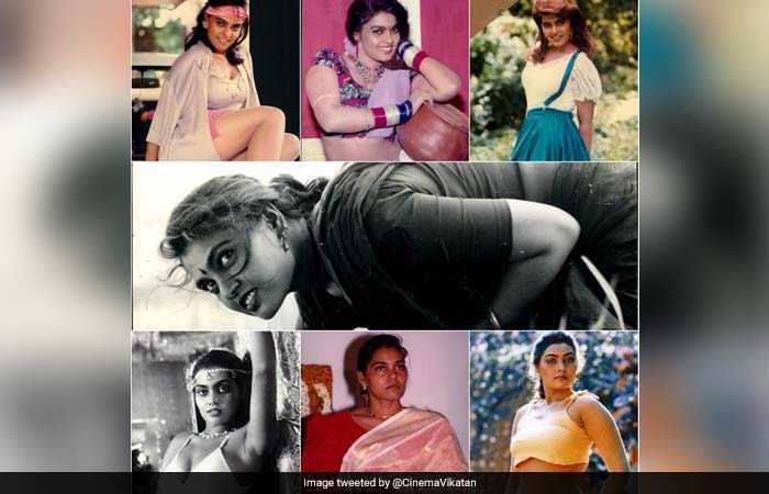 'द डर्टी पिक्चर' की रियल सिल्क स्मिता की 8 अनदेखी तस्वीरें