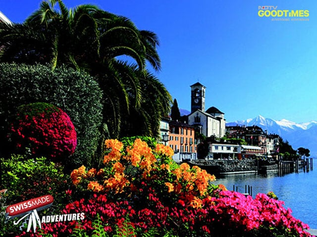 Photo : Swiss Made Adventures: Visiting The Most Famous Lakes Of Switzerland