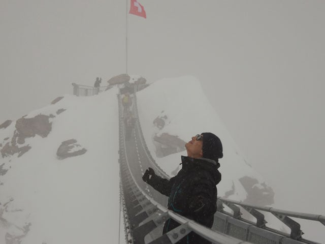 Photo : Exciting New Experiences On Swiss Made Adventures