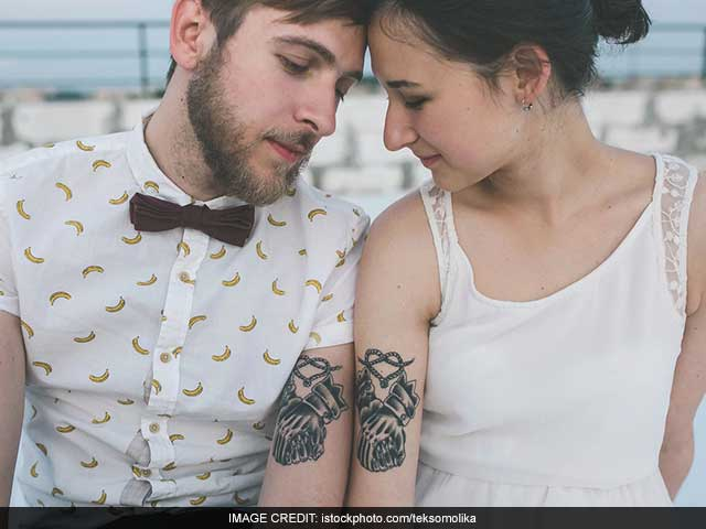 Photo : 9 Tattoos To Seal The Deal Before Your Wedding Day