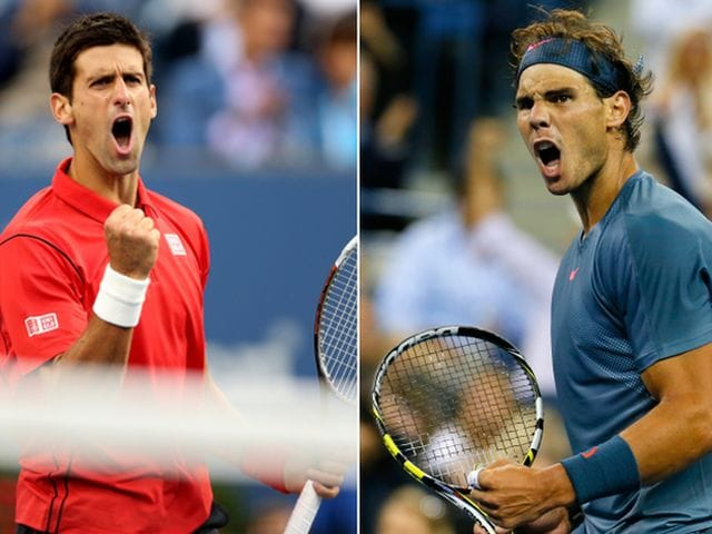 Photo : Nadal and Djokovic battled out in the star-studded US Open finals