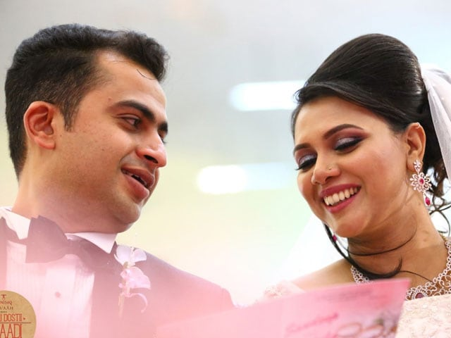 Photo : Christian, Telugu, Punjabi, This Wedding Is A Mix Of All Cultures!