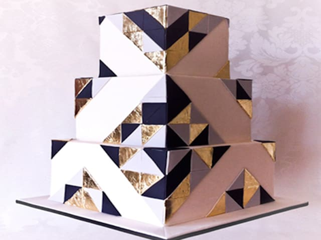 Photo : 9 Types Of Cakes That Are Getting Us Excited For This Wedding Season