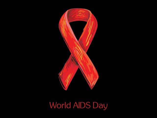 Photo : World AIDS Day: Advertisements Pressing for Safe Sex