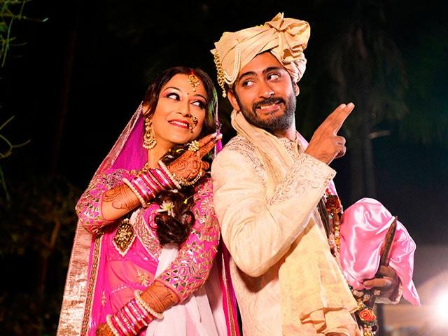 Photo : Sunayana and Kunhal's Dream Wedding by the Beach