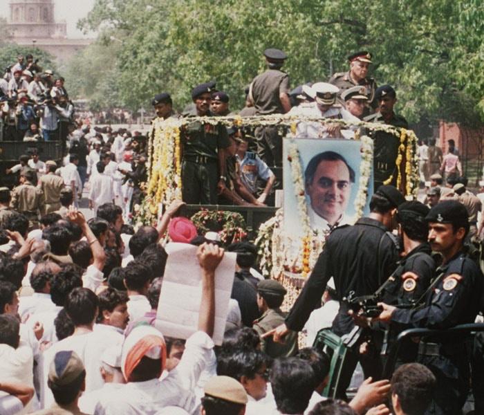 Remembering Rajiv Gandhi