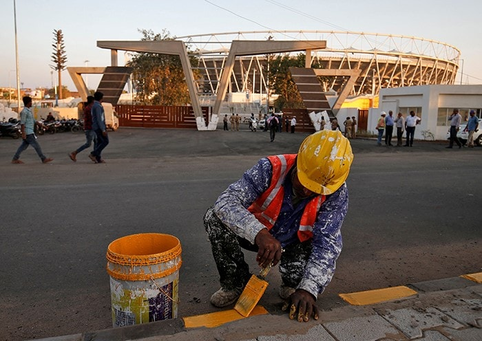 \'U & I\': Ahmedabad\'s Rs 80-Crore Facelift For 3-Hour Donald Trump Visit