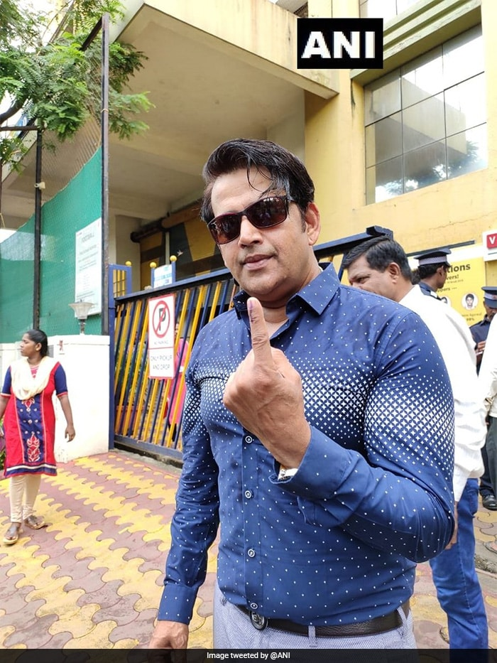 Assembly Elections 2019: Celebrities Step Out To Vote In Maharshtra, Haryana
