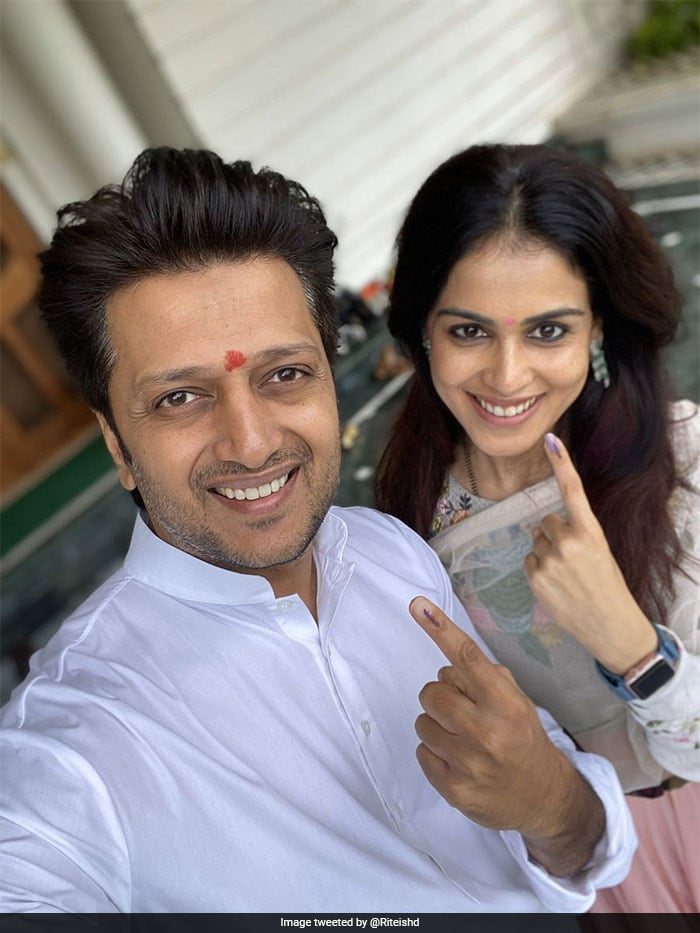 Assembly Elections 2019: Celebrities Step Out To Vote In Mumbai