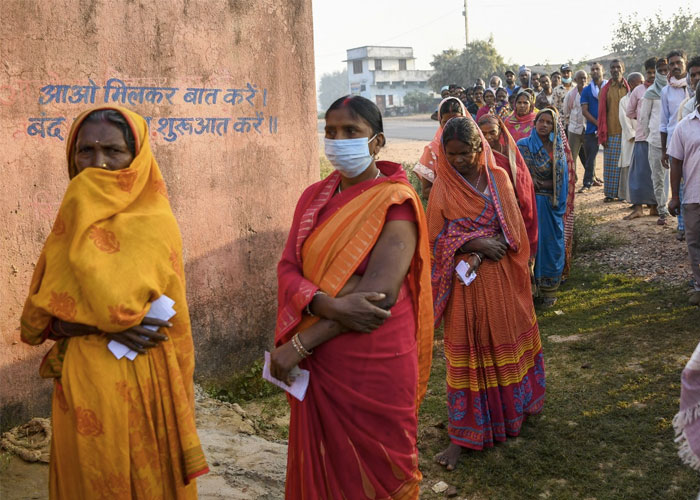 Bihar Election 2020: Polling For First Phase Begins In 71 Constituencies