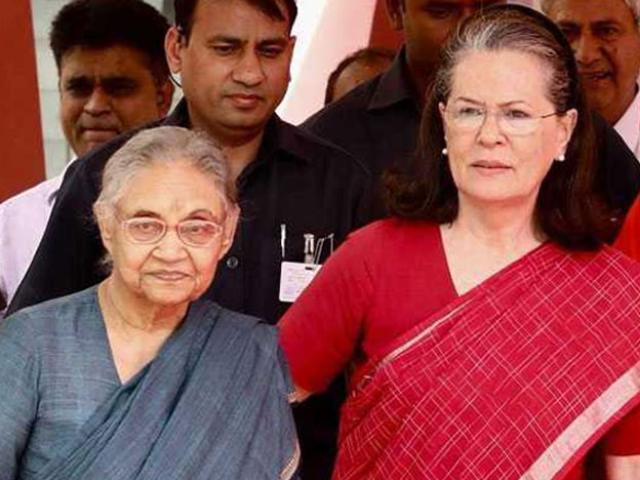 Photo : अचानक ही दिल्ली को अलविदा कह कर चली गईं शीला दीक्षित, तीन बार रहीं राज्य की मुख्यमंत्री