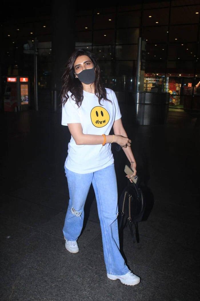 करिश्मा तन्ना का कूल-कूल स्वैग