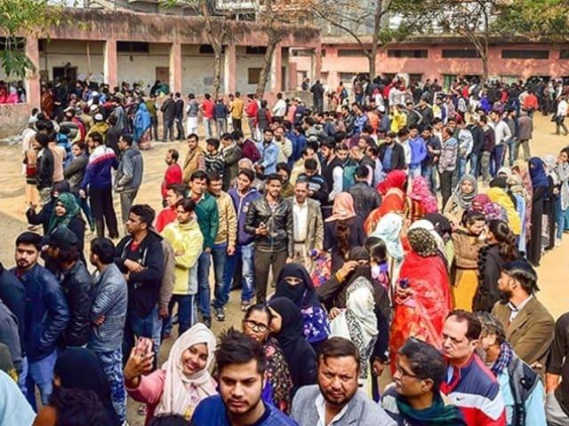 Photo : Delhi Election Results: 70 सीटों पर वोटों की गिनती जारी, सभी 672 उम्मीदवारों की किस्मत दांव पर