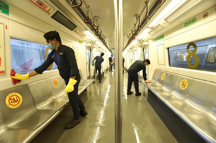 Delhi Metro Resumes Tomorrow, To Welcome Commuters With Caution