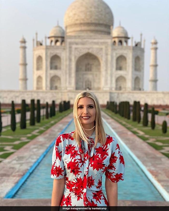 Donald Trump, Wife Melania\'s India Visit So Far In Photos