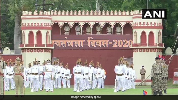 Independence Day से पहले लाल किले की गई ड्रेस रिहर्सल, देखें तस्वीरें