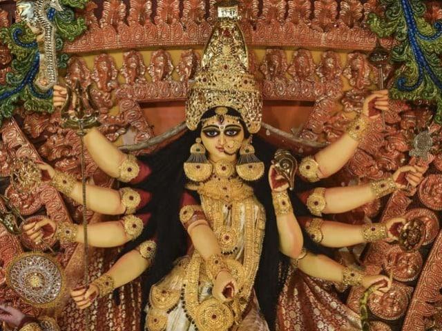 Photo : पीएम मोदी बोले- दुर्गापूजा भारत की एकता और पूर्णता का पर्व