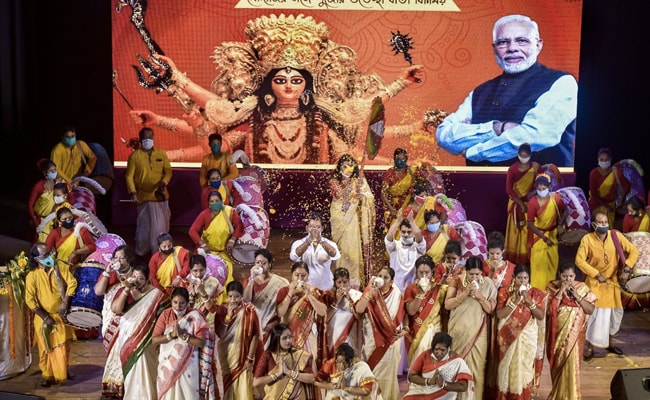 पीएम मोदी बोले- दुर्गापूजा भारत की एकता और पूर्णता का पर्व