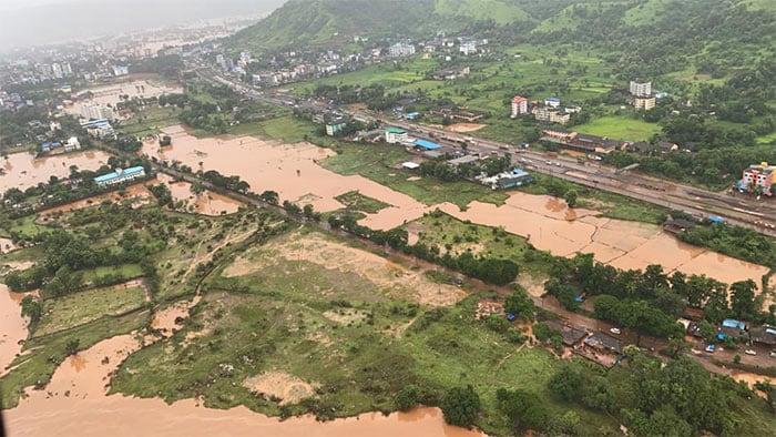 In Pics: A Rain-Battered Maharashtra