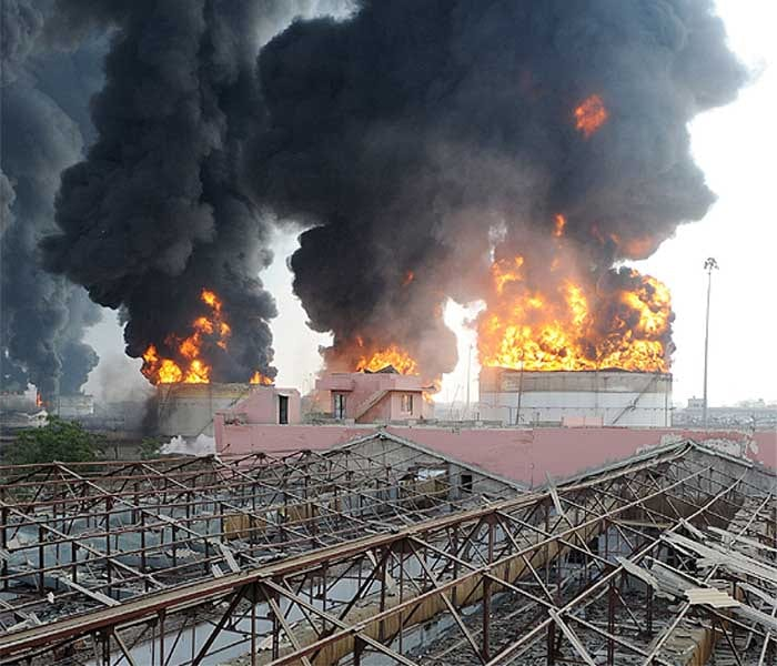 jaipur chemical disaster in 2009 Us chemical safety and hazard investigation board (jaipur, india on the night of october 23, 2009.