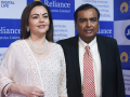 Photo : Mukesh Ambani's Family Time At Reliance Annual General Meeting