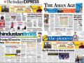 Photo : Newspaper Headlines: Centre Announces Big FDI Reforms To Shore Up Economy