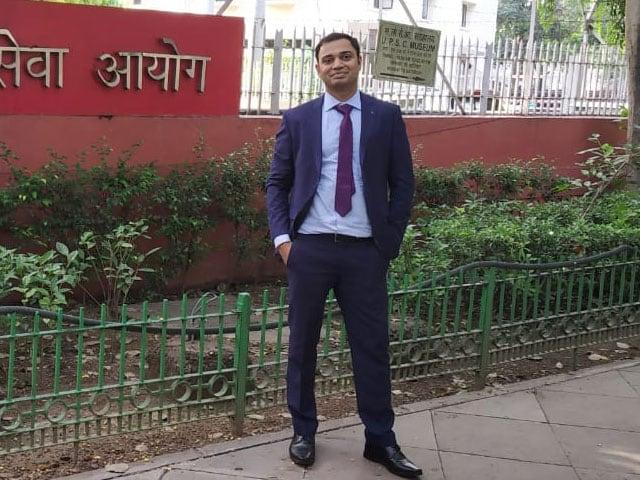 यूपीएससी 2019 की परीक्षा में प्रदीप सिंह ने किया टॉप