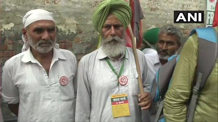 आज से किसानों का दिल्ली कूच, जंतर-मंतर पर जुटेंगे किसान