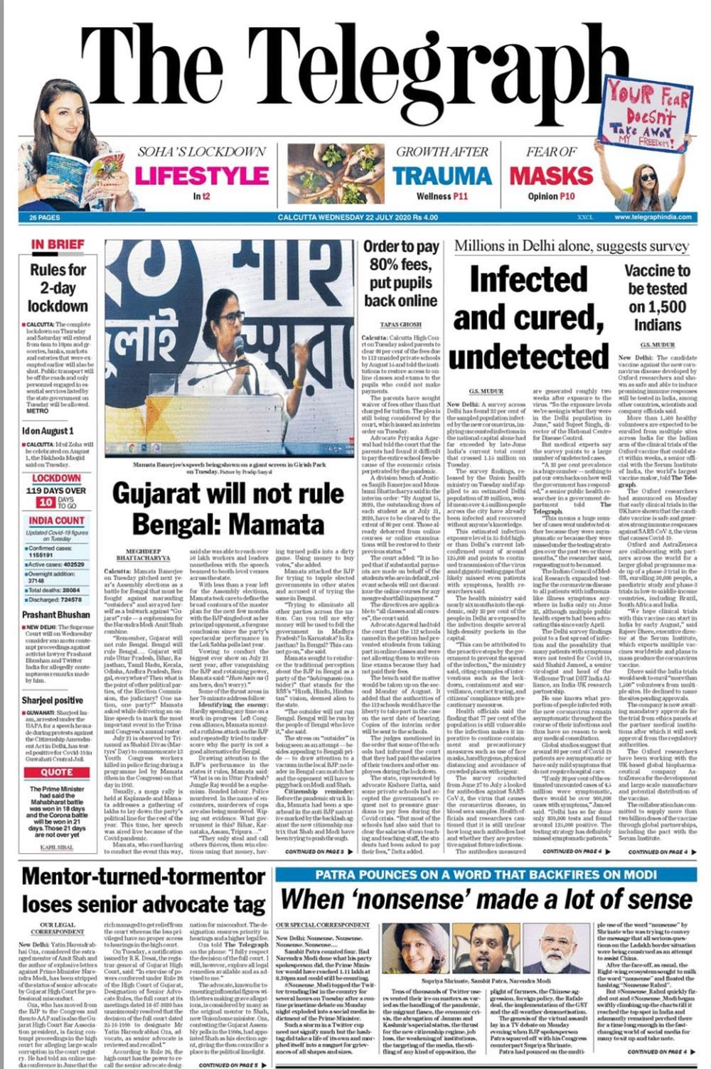 Rajasthan High Court Order On Friday, Asks Speaker To Defer Move; Other Big Stories