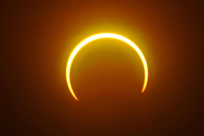 In Pics: Solar Eclipse, A Celestial Spectacle, As Seen From Asia