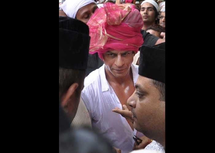 Famous visitors at the Ajmer dargah