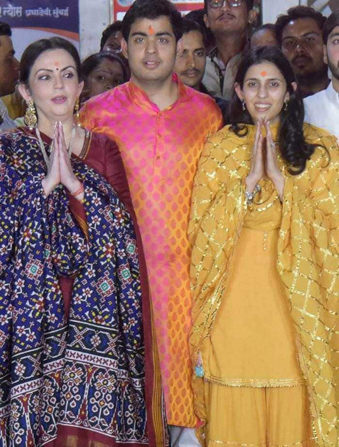 In Pics: Akash Ambani, Shloka Mehta To Marry In December