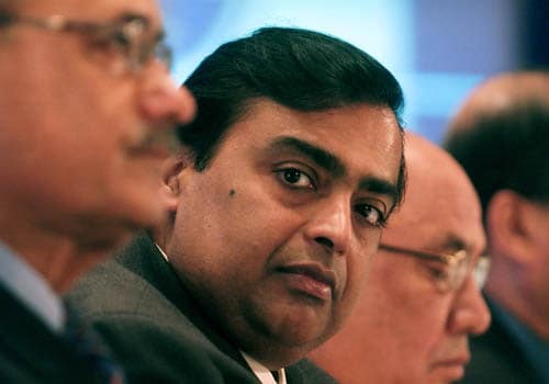 Mukesh Ambani ranked world\'s 5th best CEO