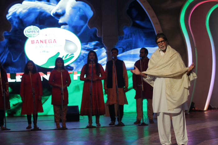 Banega Swachh India Cleanathon With Amitabh Bachchan: Highlights