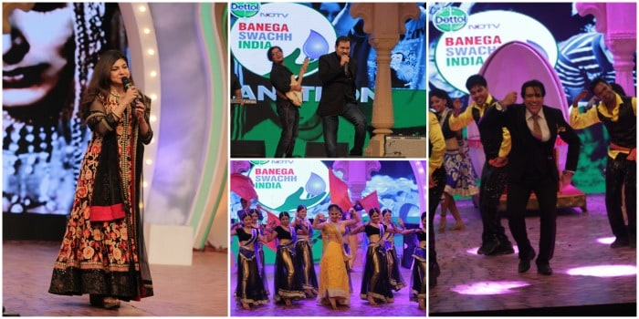 Highlights of the 12-Hour Banega Swachh India Cleanathon