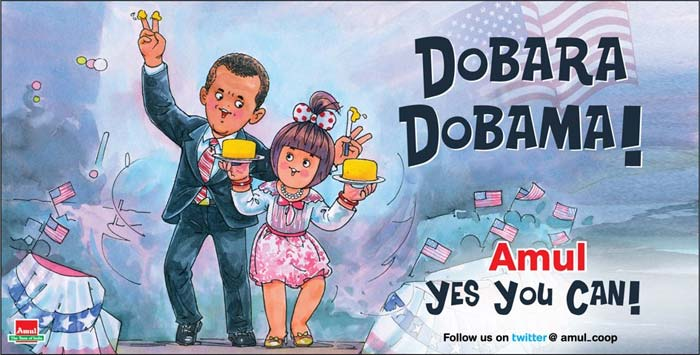 Amul\'s take on Barack Obama\'s four more years