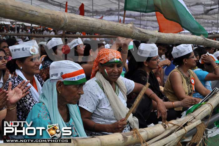 A day at Ramlila Maidan - photo essay
