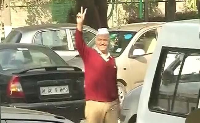 Arvind Kejriwal\'s AAP All Set for the Oath Ceremony